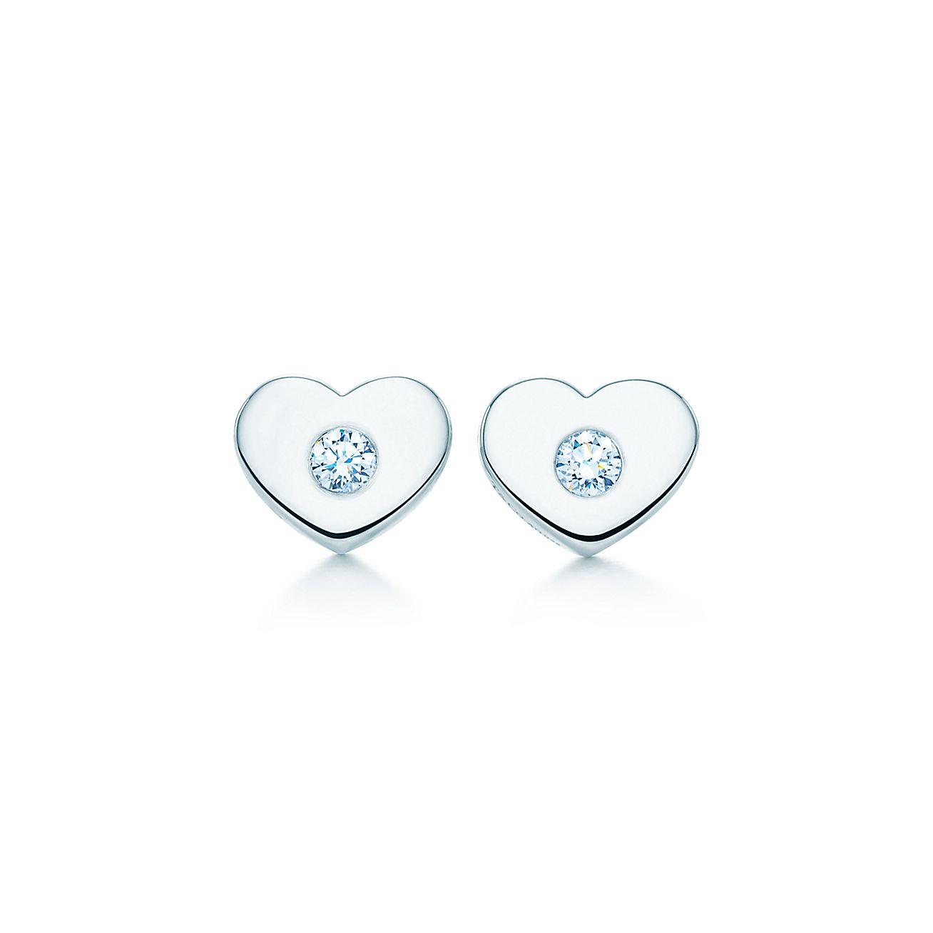 Paloma Picasso®:Modern Heart Earrings
