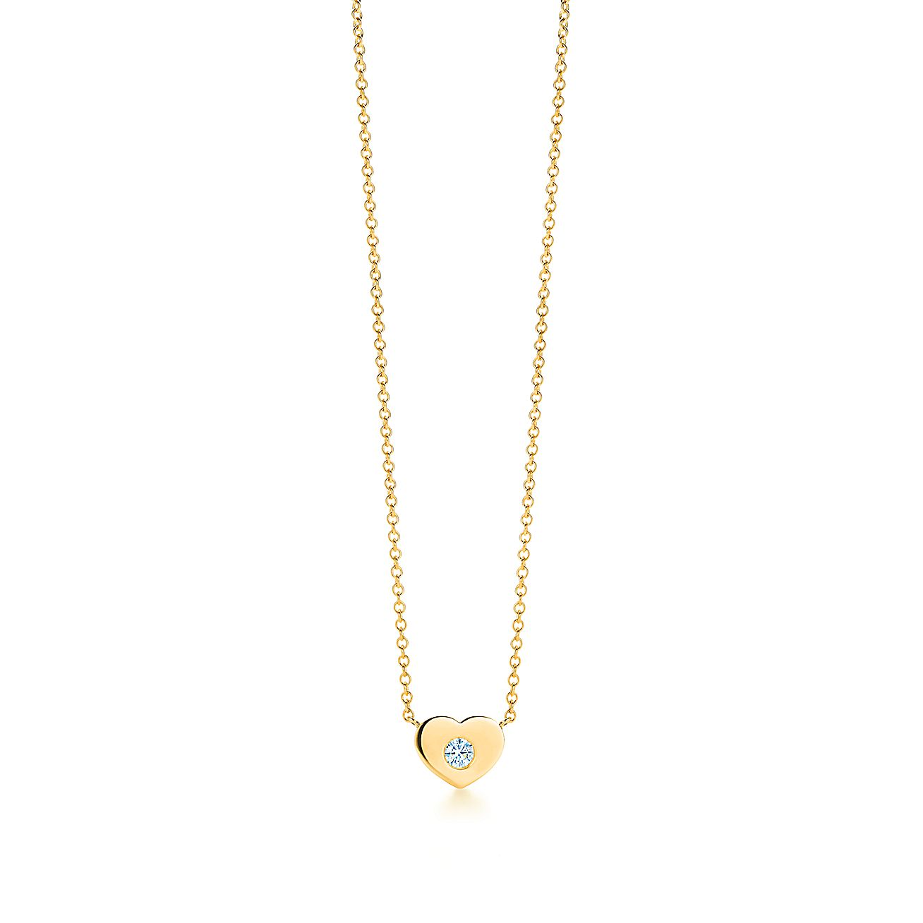 Paloma Picasso®:Modern Heart Pendant