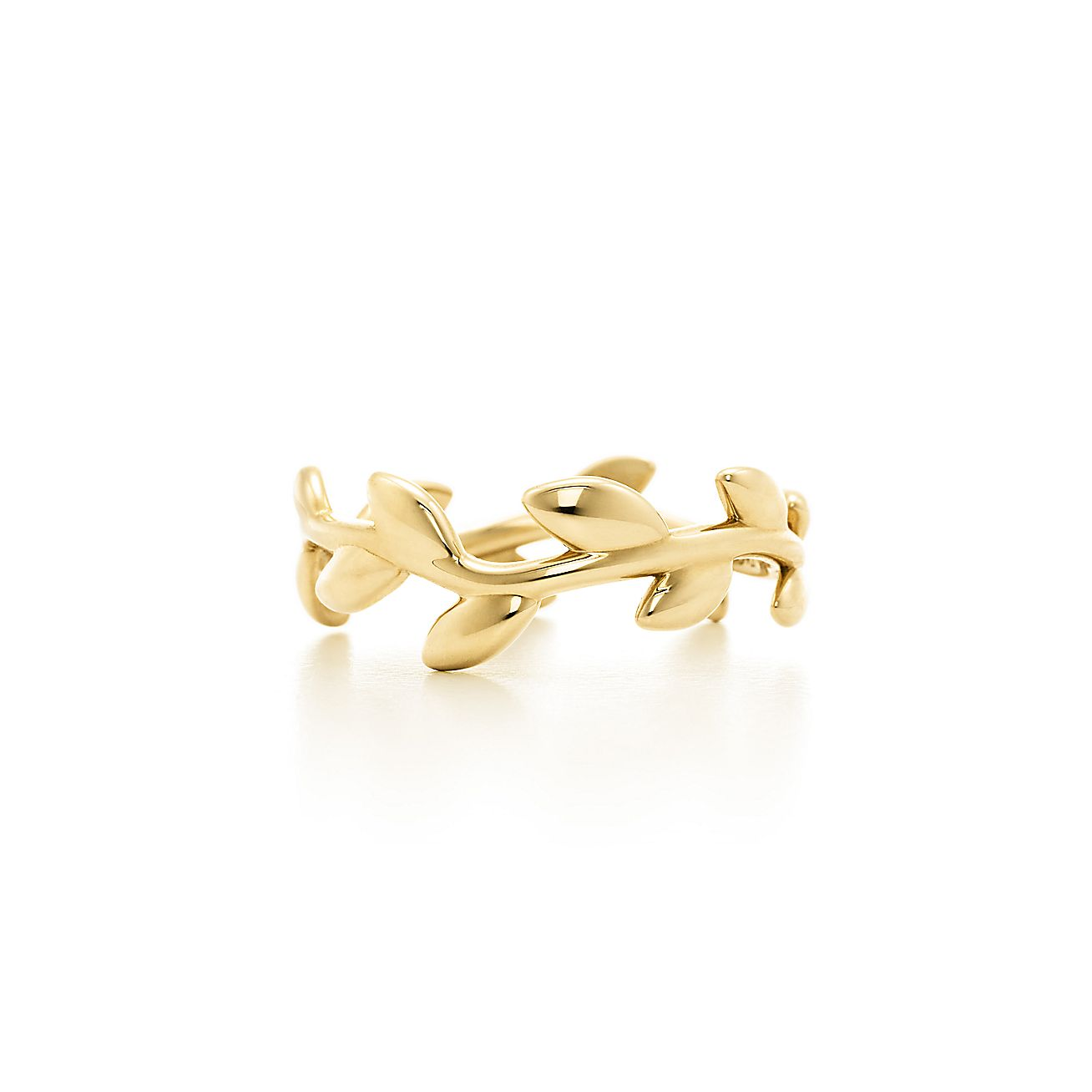 Paloma Picasso®:Olive Leaf Band Ring