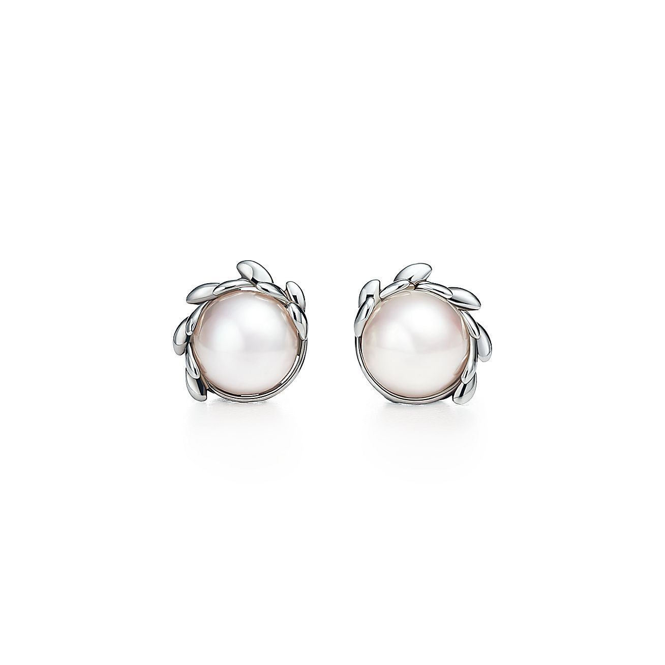 Perl Earrings Cultured Pearl Studs Stud Earrings The S ...