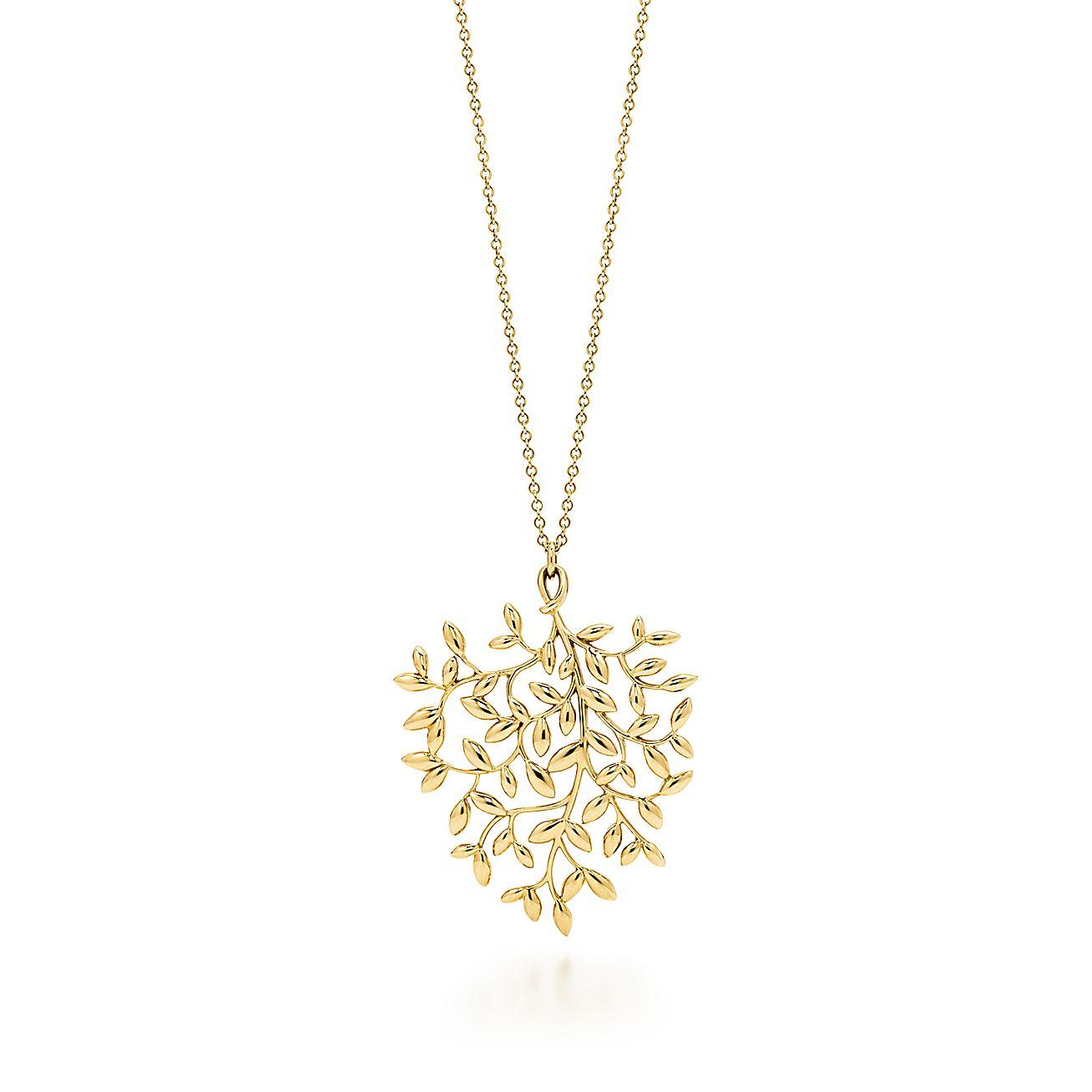 Paloma Picasso®:Olive Leaf Pendant