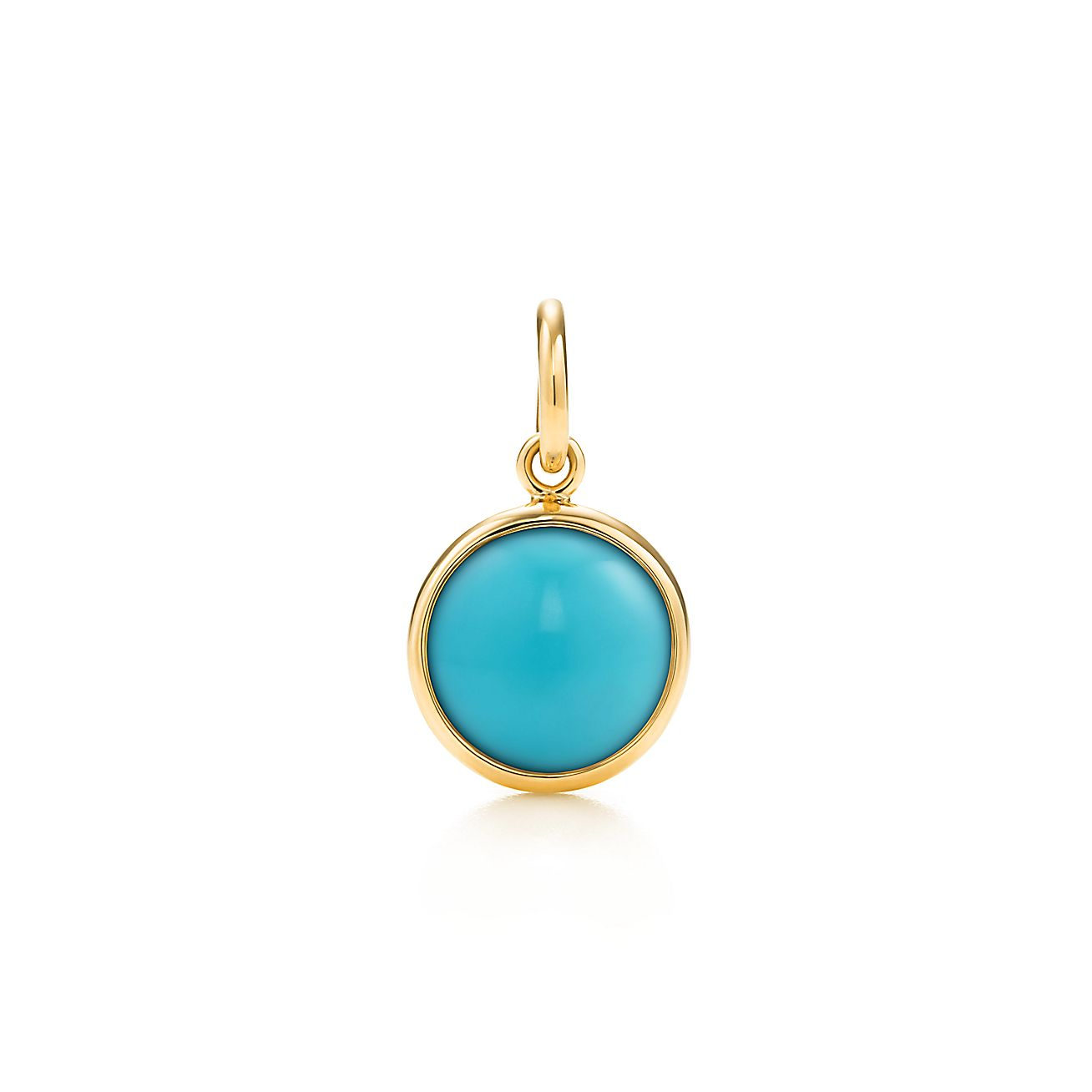 Paloma Picasso®:Turquoise Dot Charm