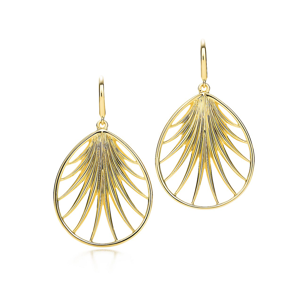 Paloma Picasso®:Villa Paloma<br>Palm Earrings