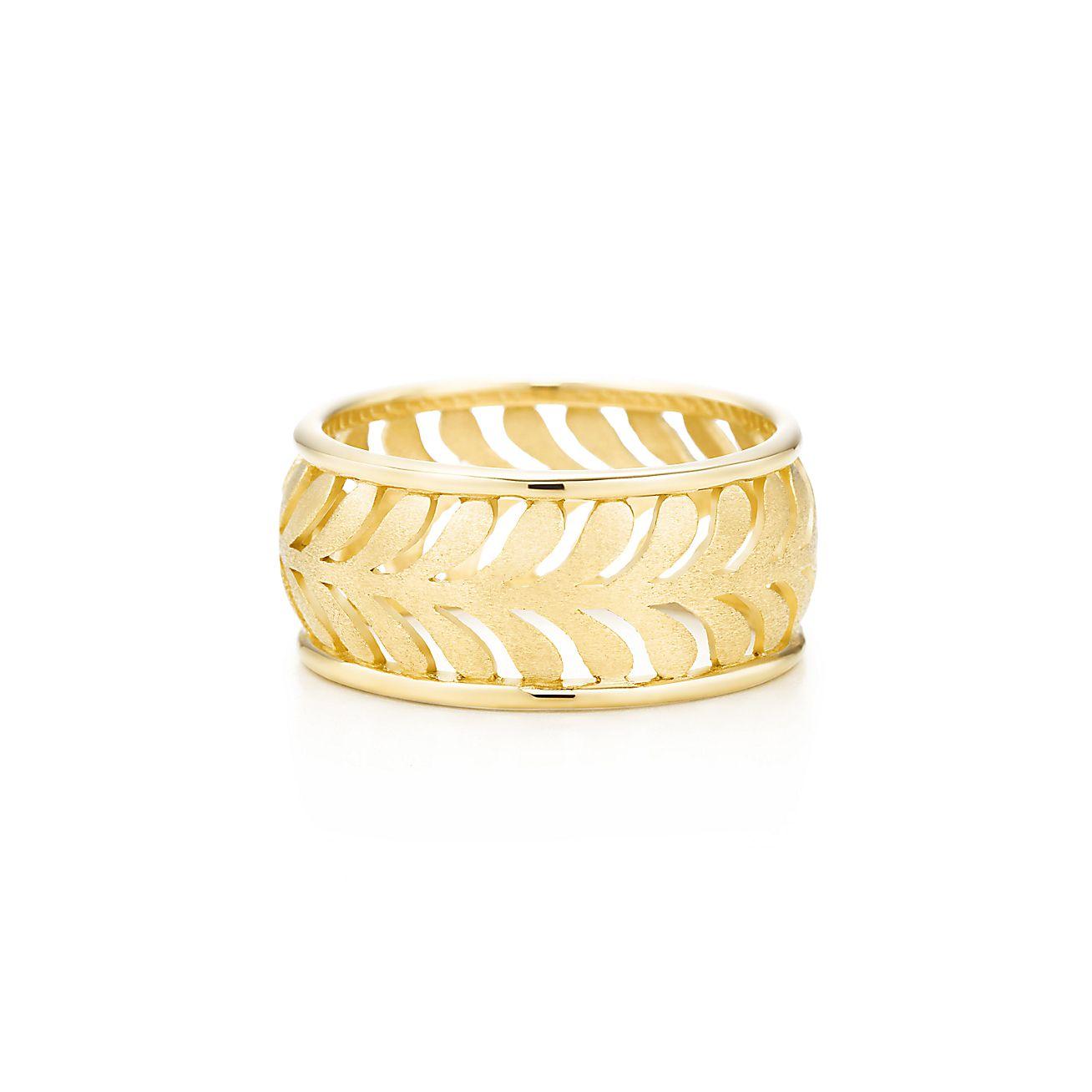 Paloma Picasso®:Villa Paloma<br>Palm Ring