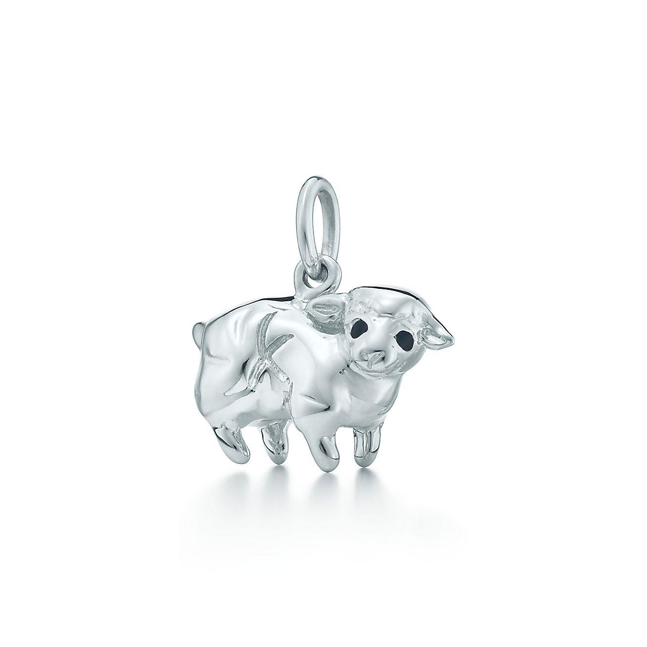 Paloma's Chinese Zodiac:Sheep Charm