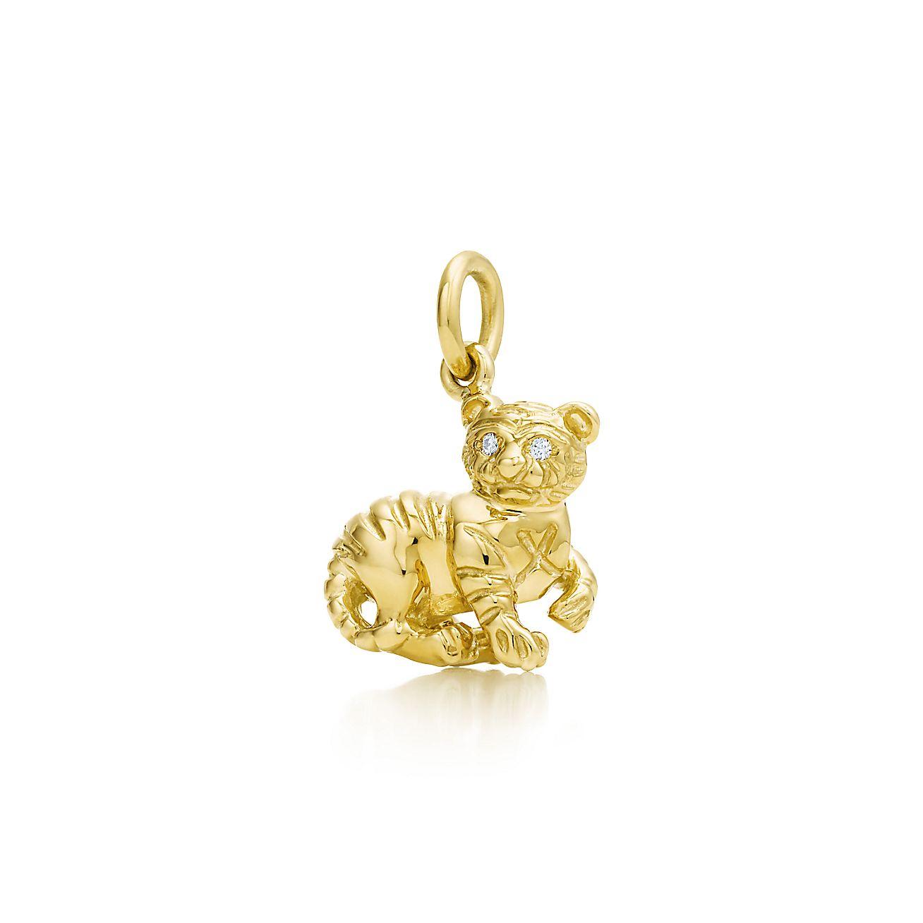 Paloma's Chinese Zodiac:Tiger Charm