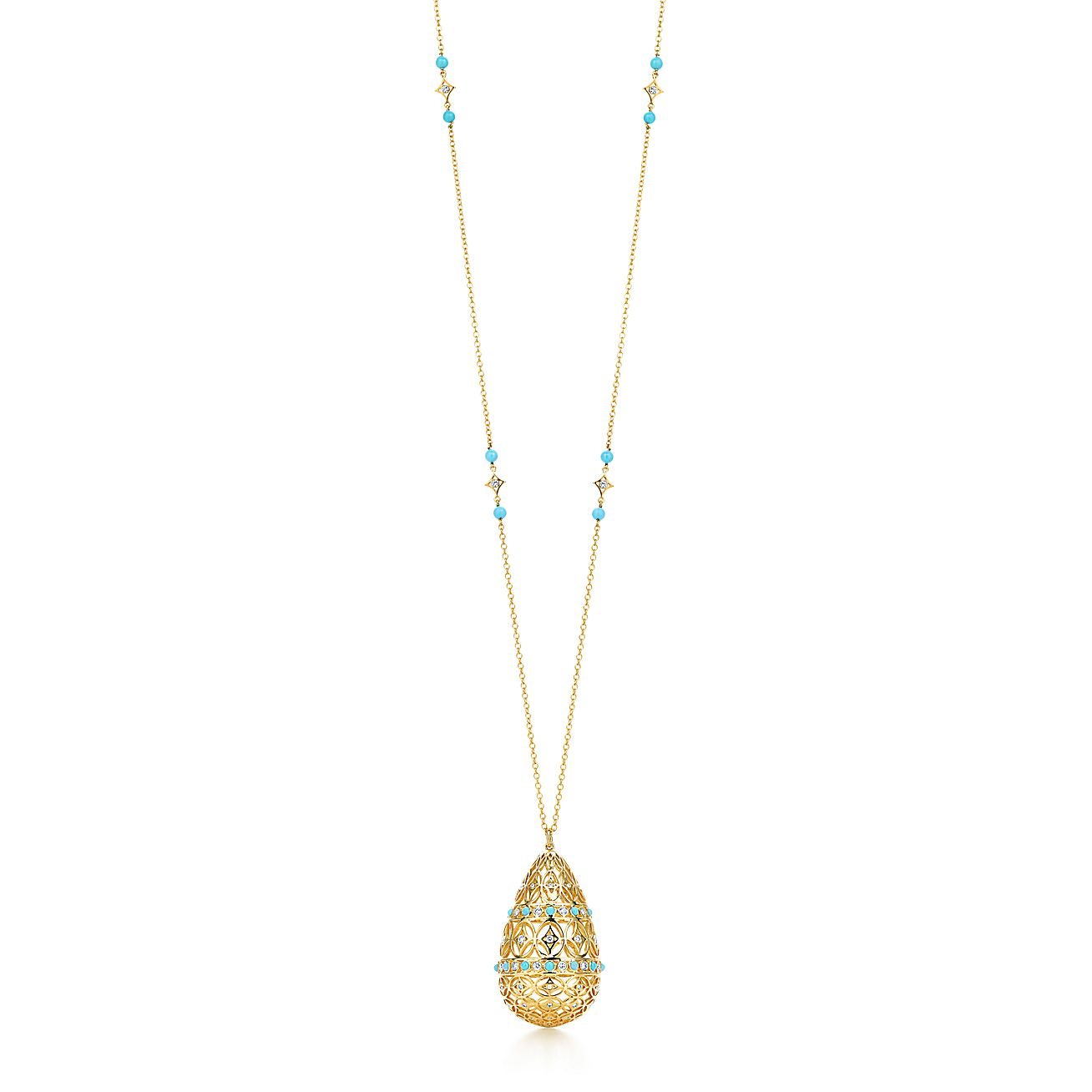 Paloma's Marrakesh:Egg Pendant