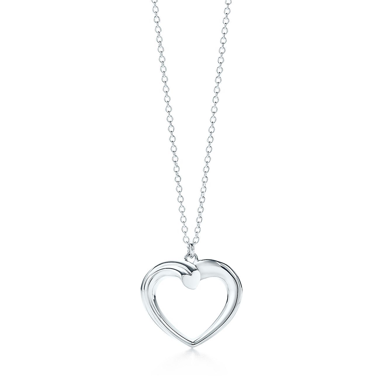 Paloma's Tenderness:Heart Pendant
