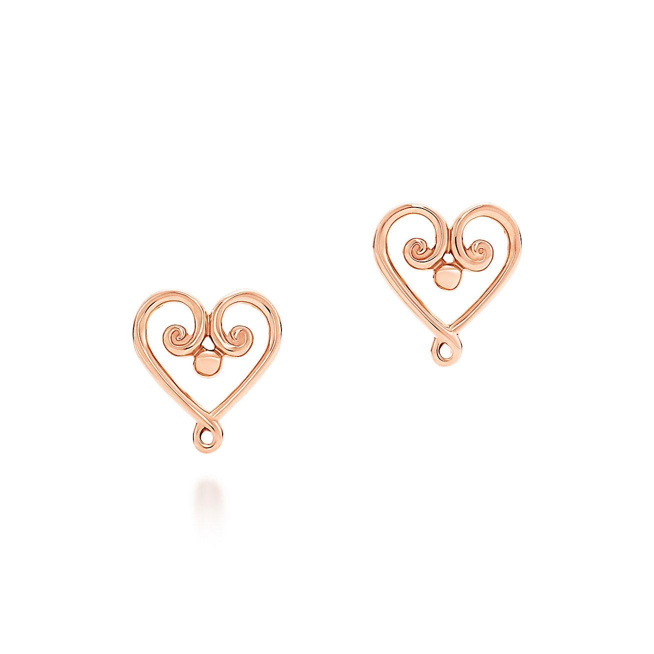 Paloma's Venezia:Goldoni Heart Earrings