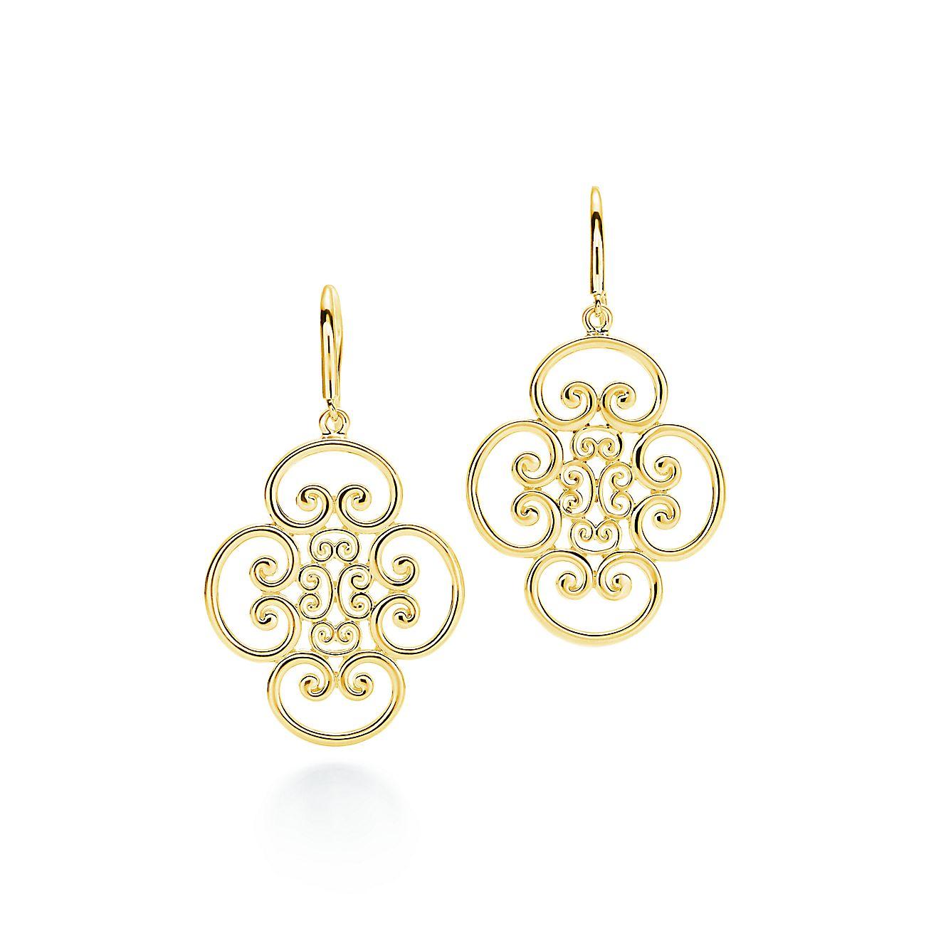Paloma's Venezia:Goldoni Quadruplo<br>Drop Earrings