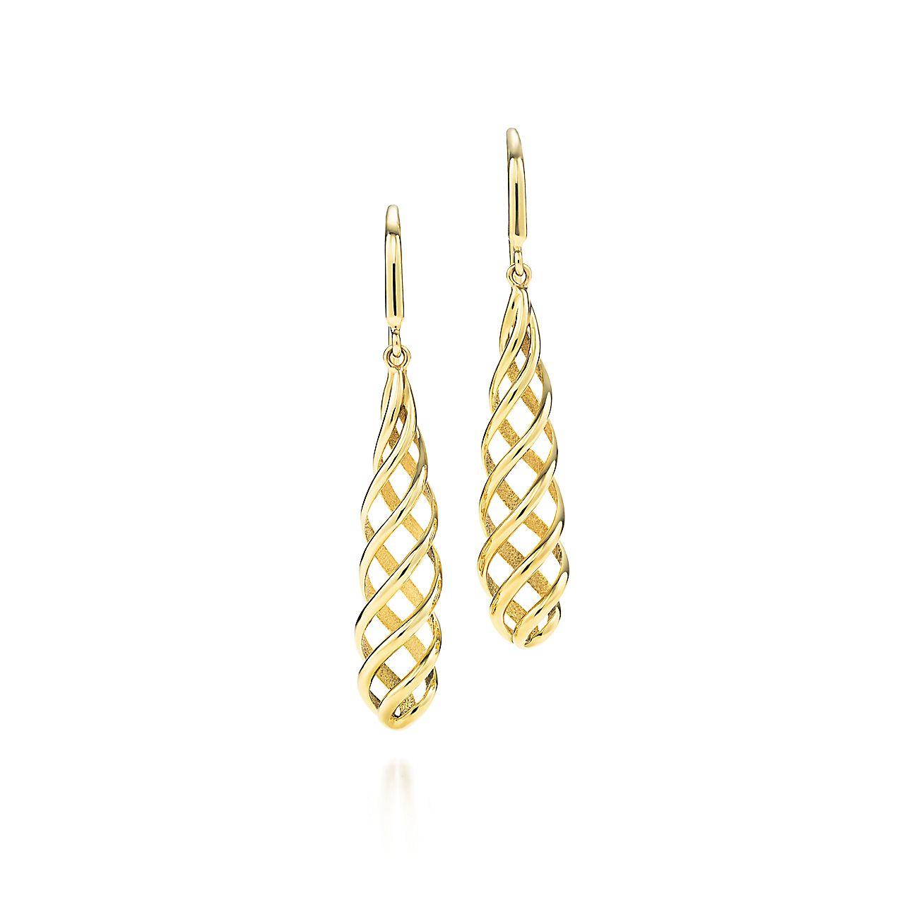 Paloma's Venezia:Luce Drop Earrings