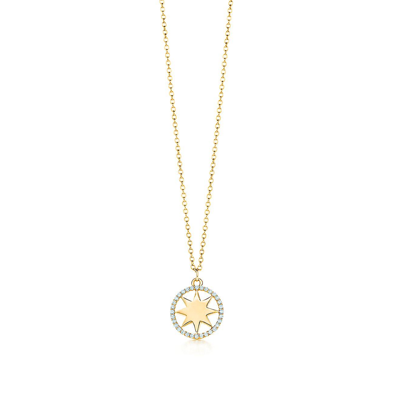 Paloma's Venezia:Stella Diamond Rim Pendant