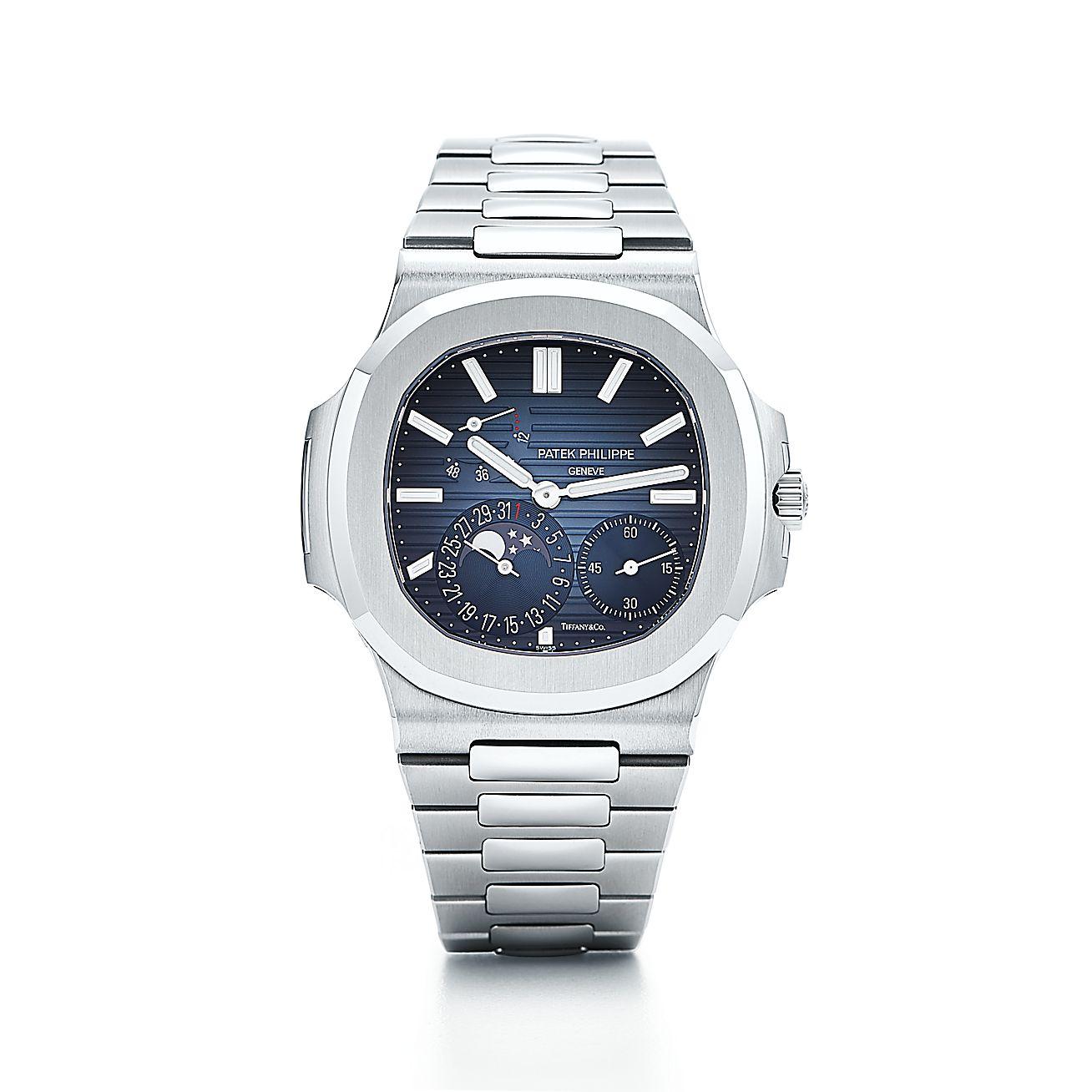 Patek Philippe Nautilus Watches For Sale