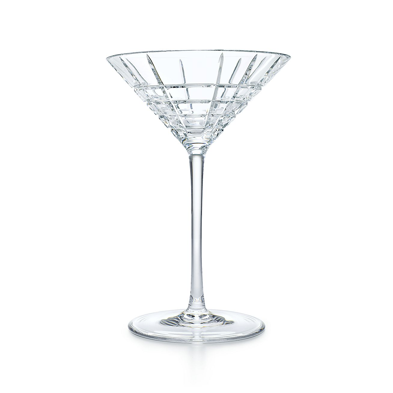 Plaid:Martini Glass