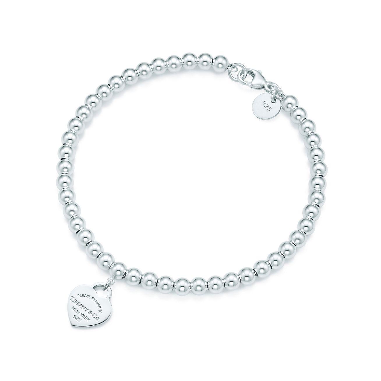 Return to Tiffany™  Bracelet de perles_alternative,view,1