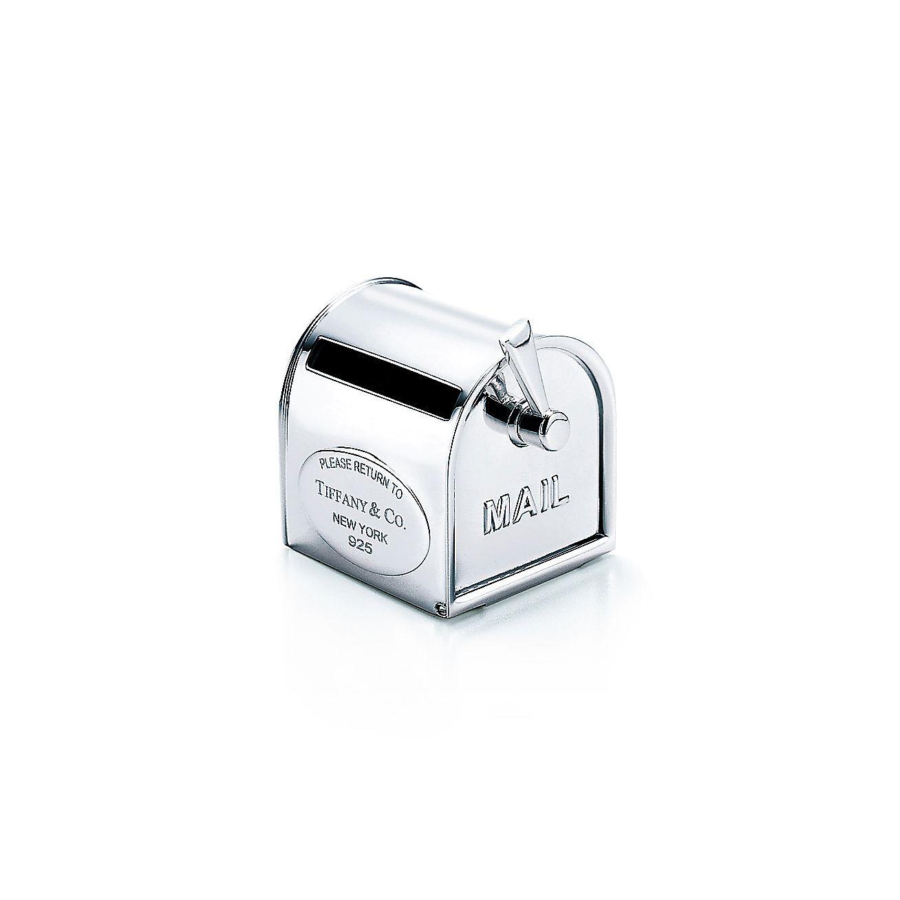 Return to Tiffany™<br>Stamp box