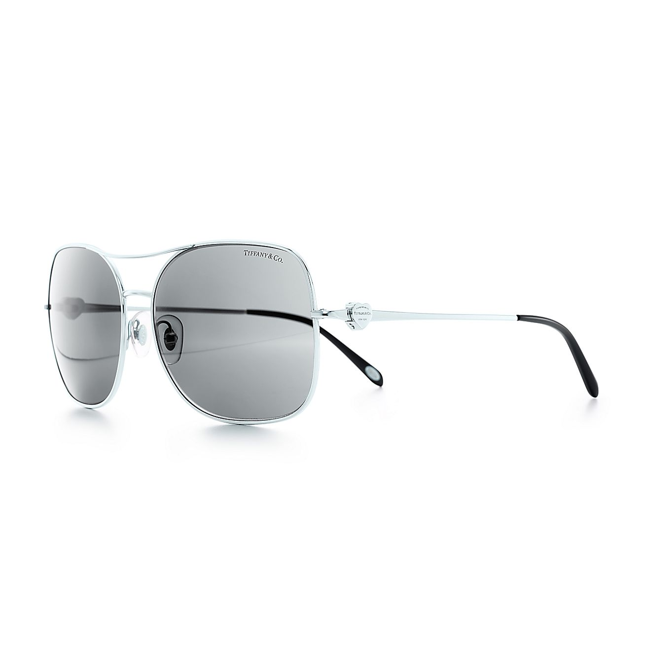 Return to Tiffany®:Aviator Sunglasses