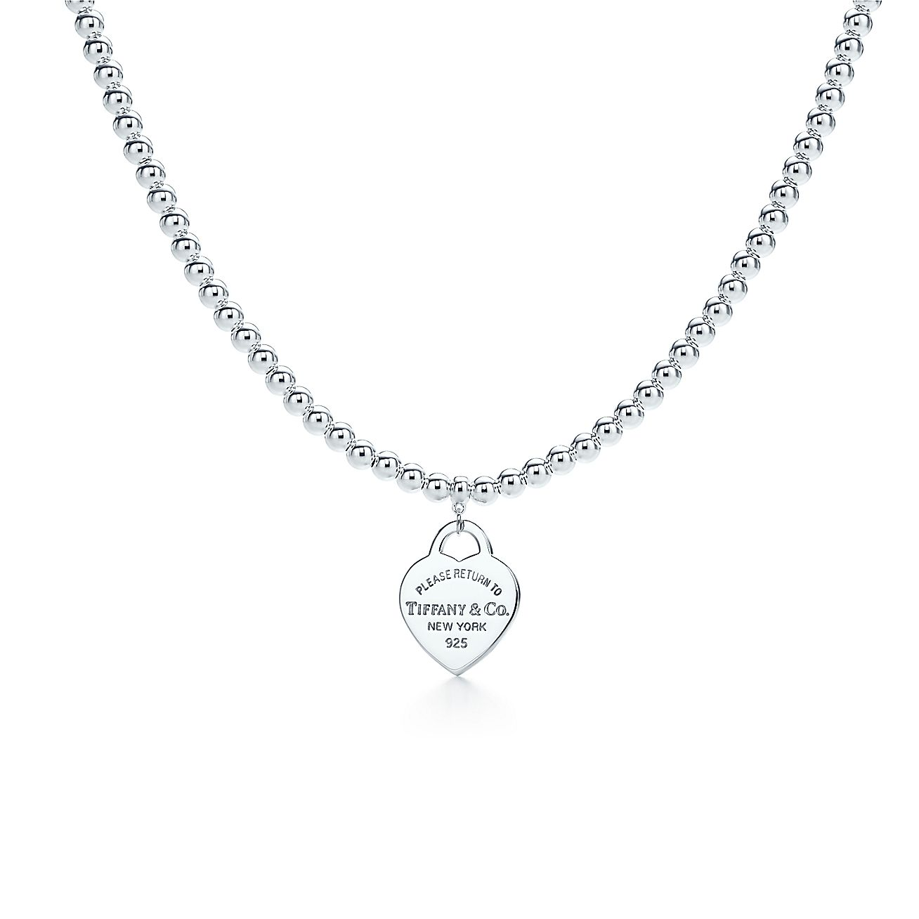 Return to Tiffany®:Bead Necklace