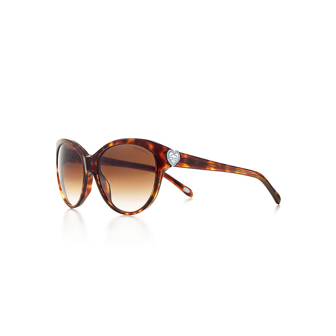 Return to Tiffany®:Cat Eye Sunglasses
