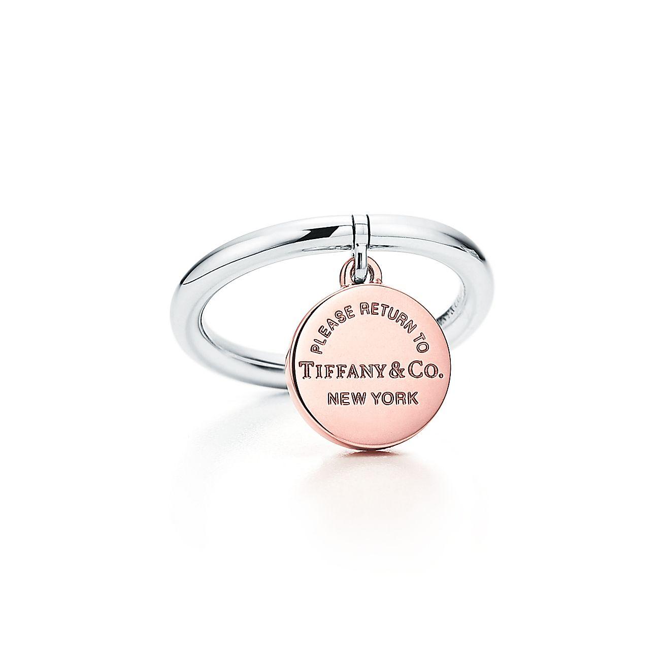 Tiffany Rubedo Ring