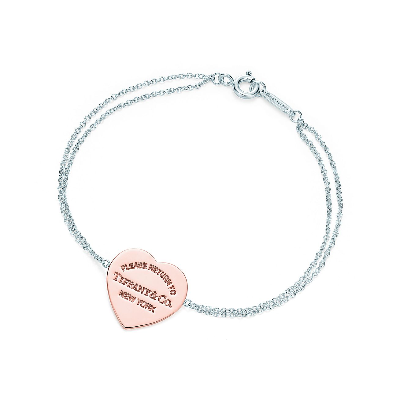 Return to tiffany heart bracelet in rubedo metal and for Starting a jewelry business in canada