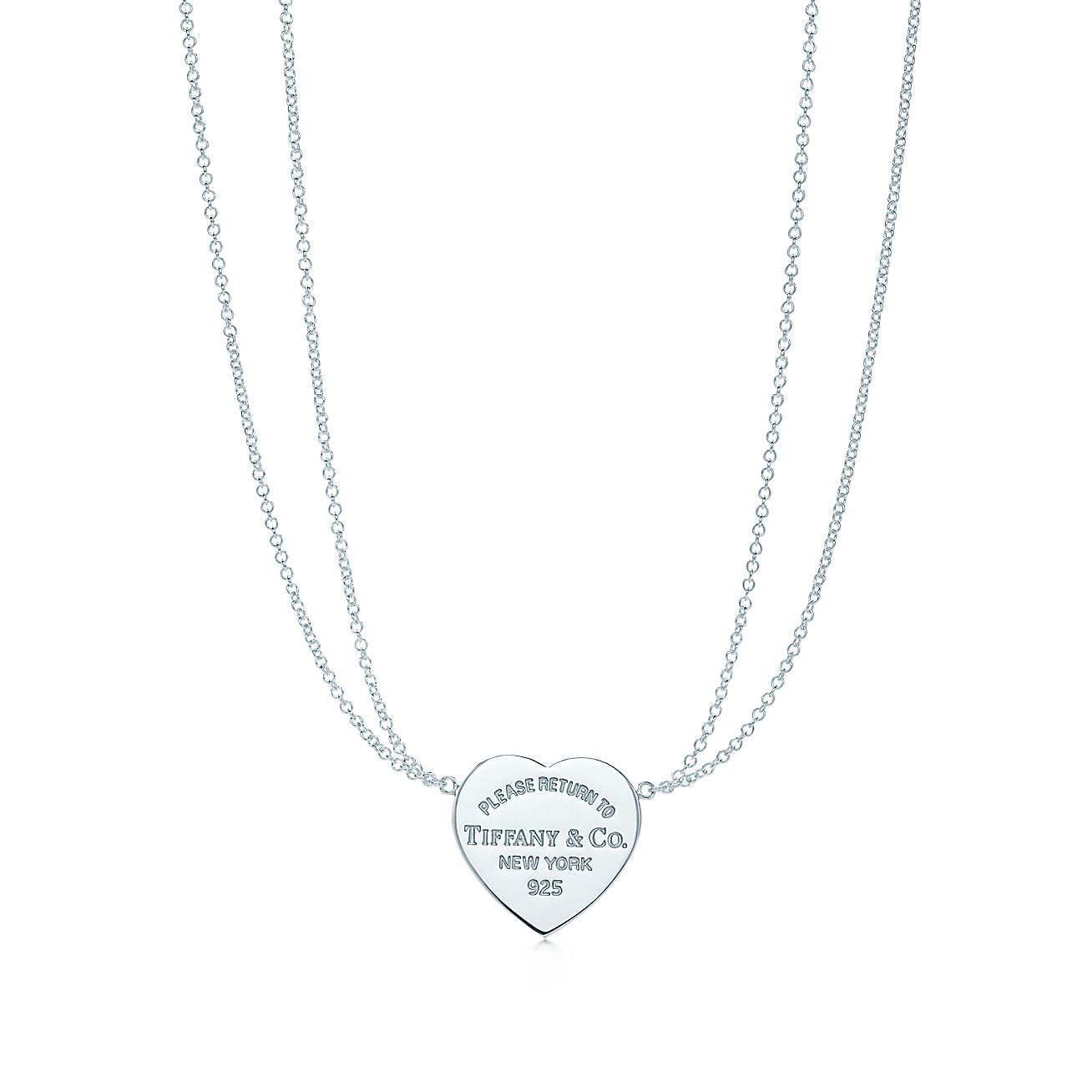 Return to Tiffany®:Heart Pendant