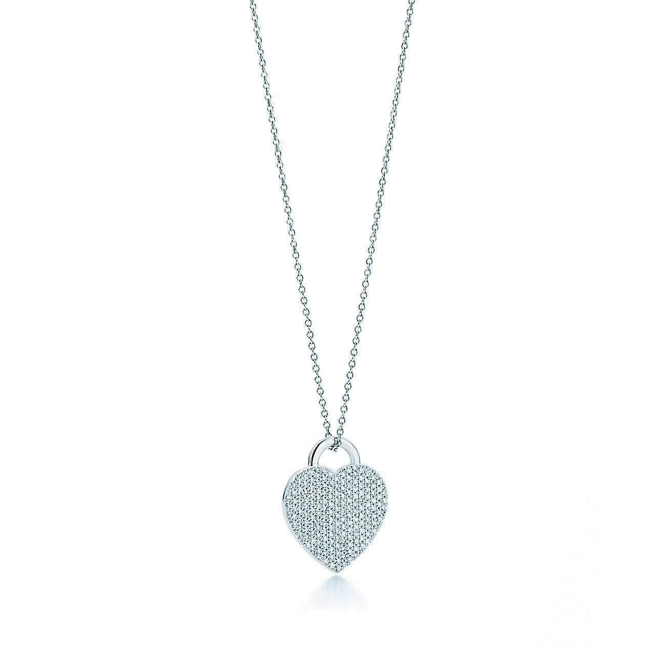 Return to Tiffany®:Heart Pendant