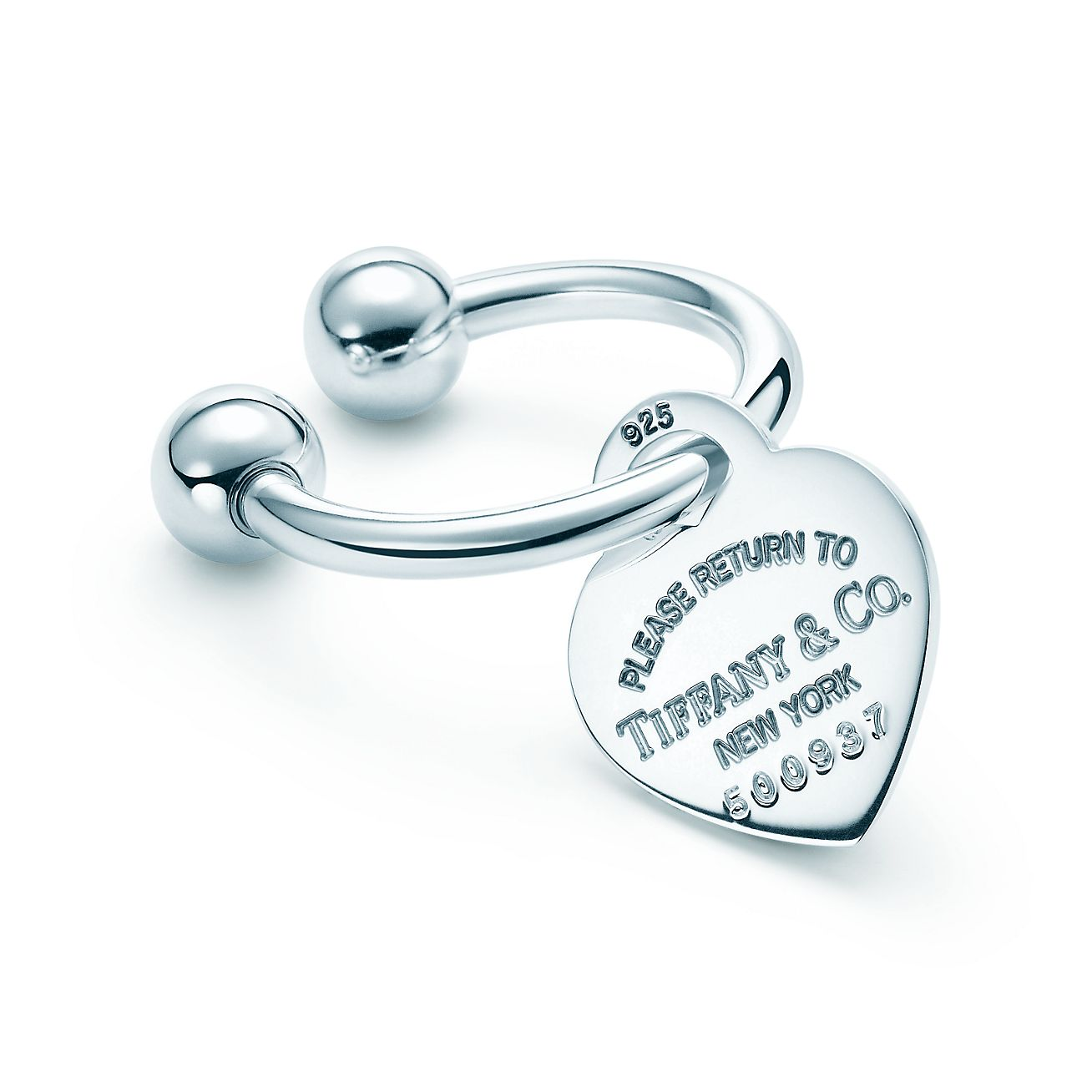 Accessories Key Rings Return To Tiffany Heart Tag Key Ring 15882212 Tiffany Key Rings