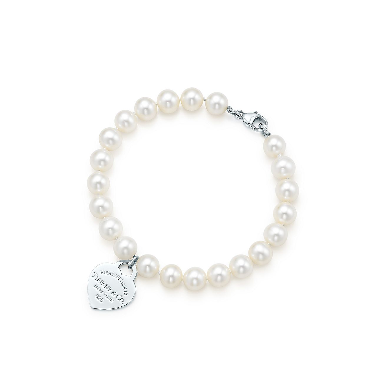Return to Tiffany®:Pearl Bracelet