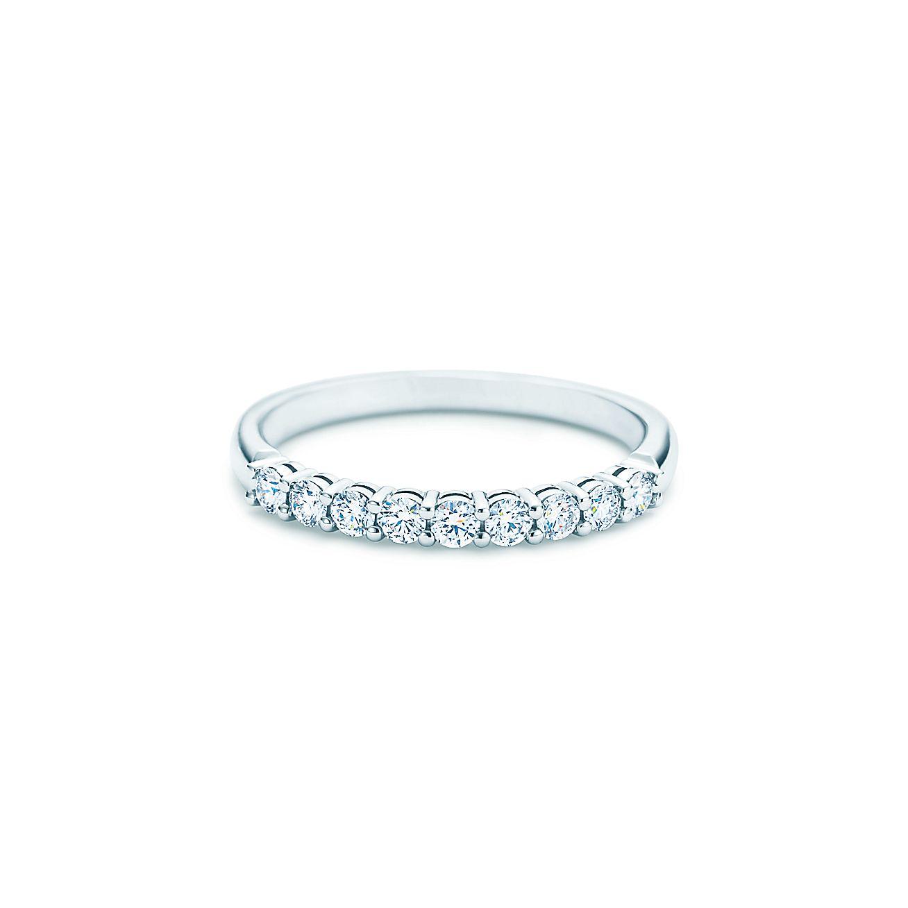 Small Tiffany Gold Rings