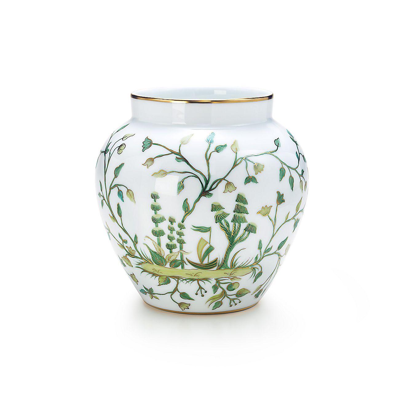 Siam Green:Vase