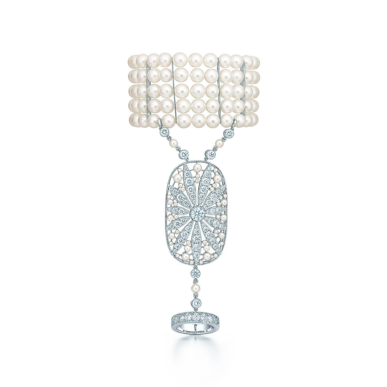 The Gatsby Collection:Daisy Hand Ornament