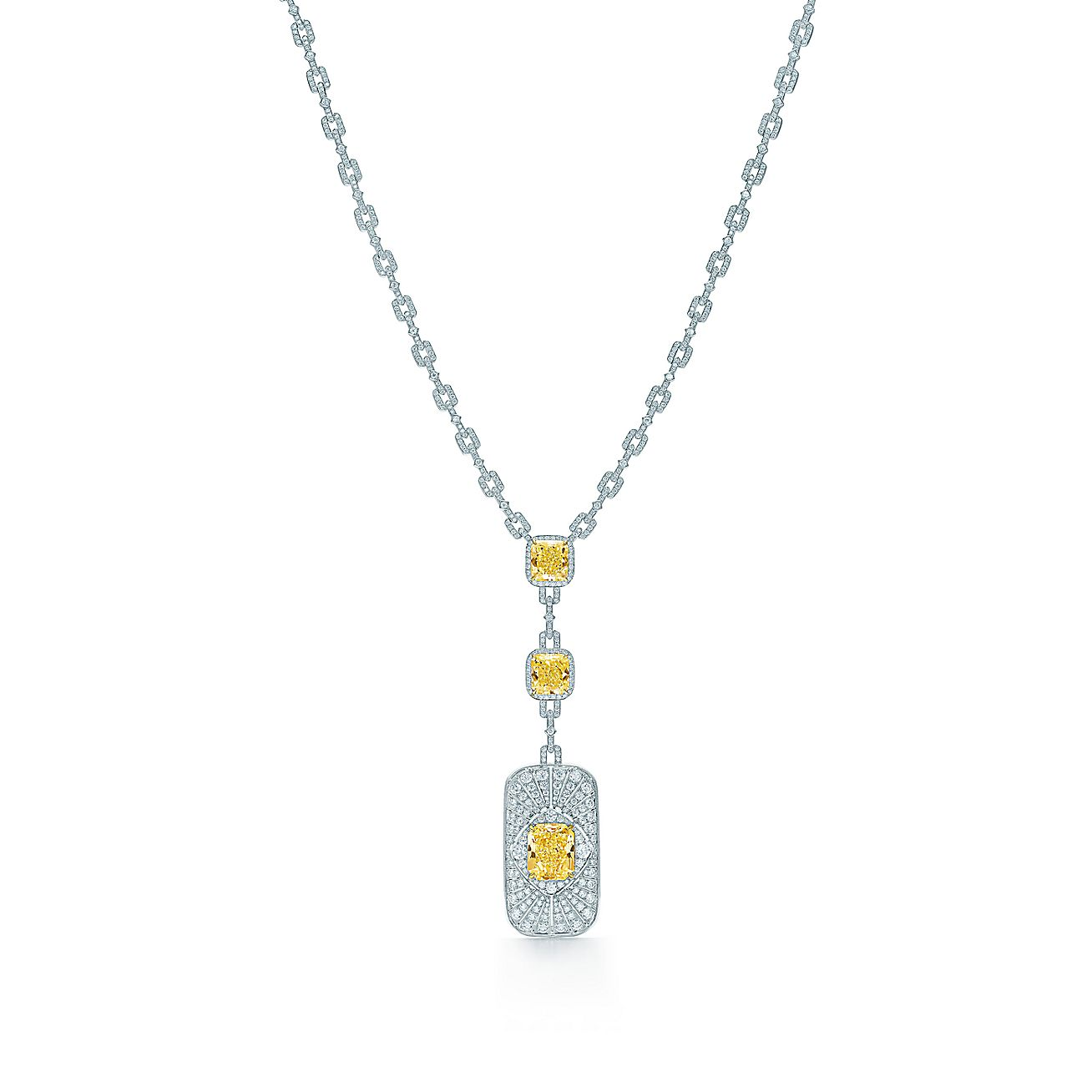 The Tiffany Radiance<br>Necklace