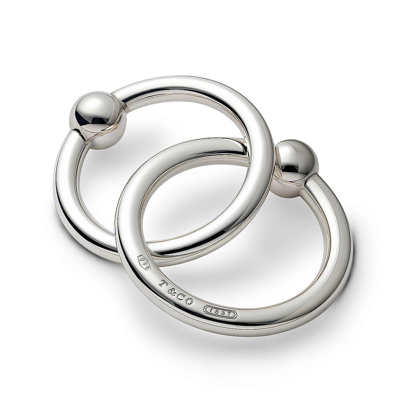 Tiffany Teething Ring Rattle