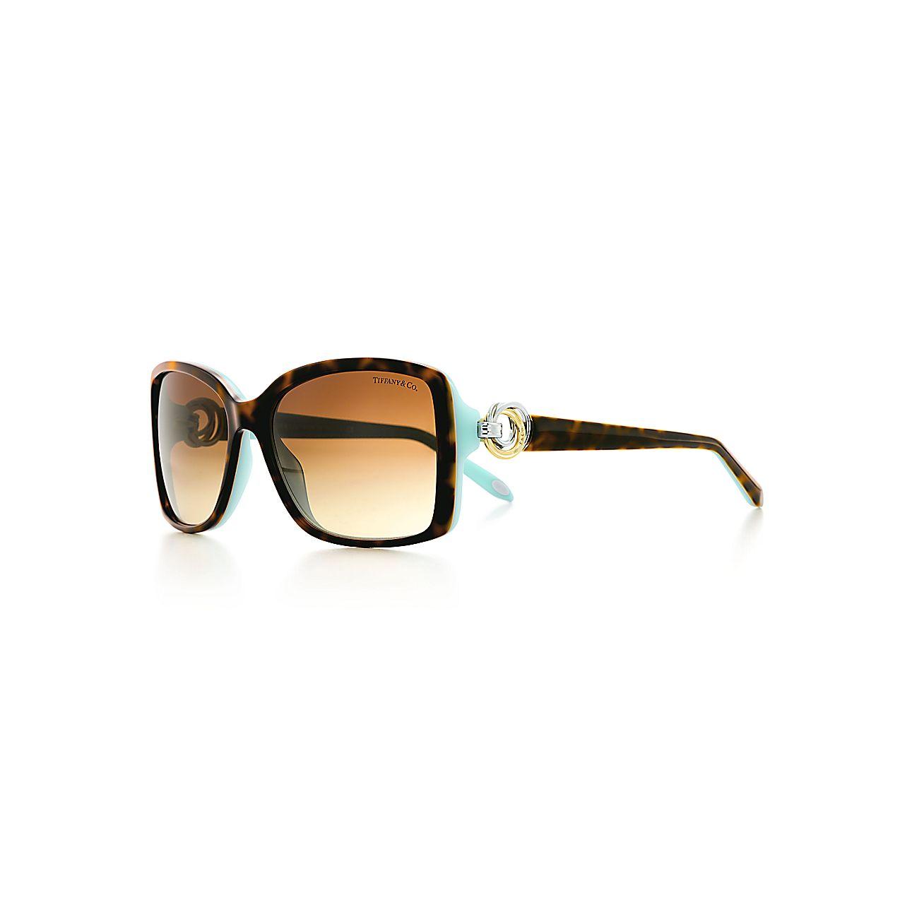 Tiffany 1837™:Rectangular Sunglasses