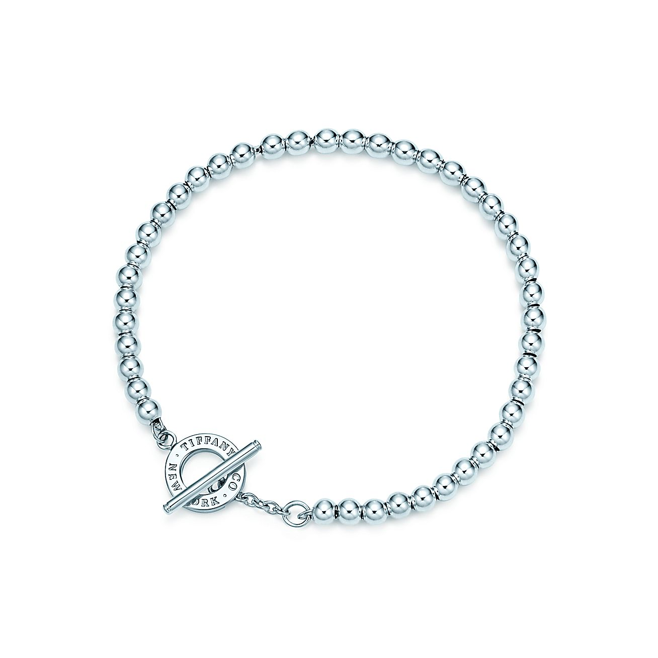 Tiffany Beads:Toggle Bracelet