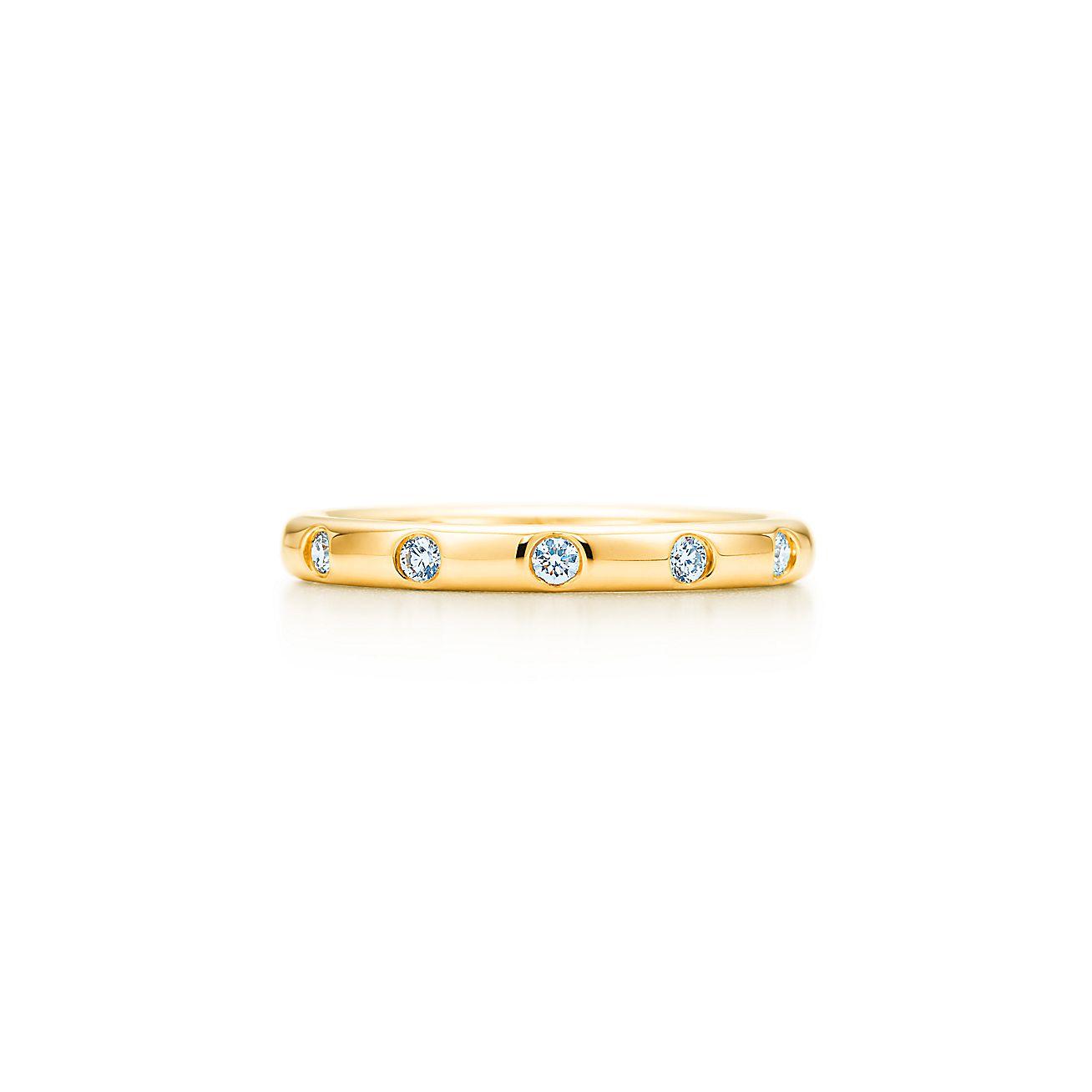 Tiffany Bezet™:Band Ring