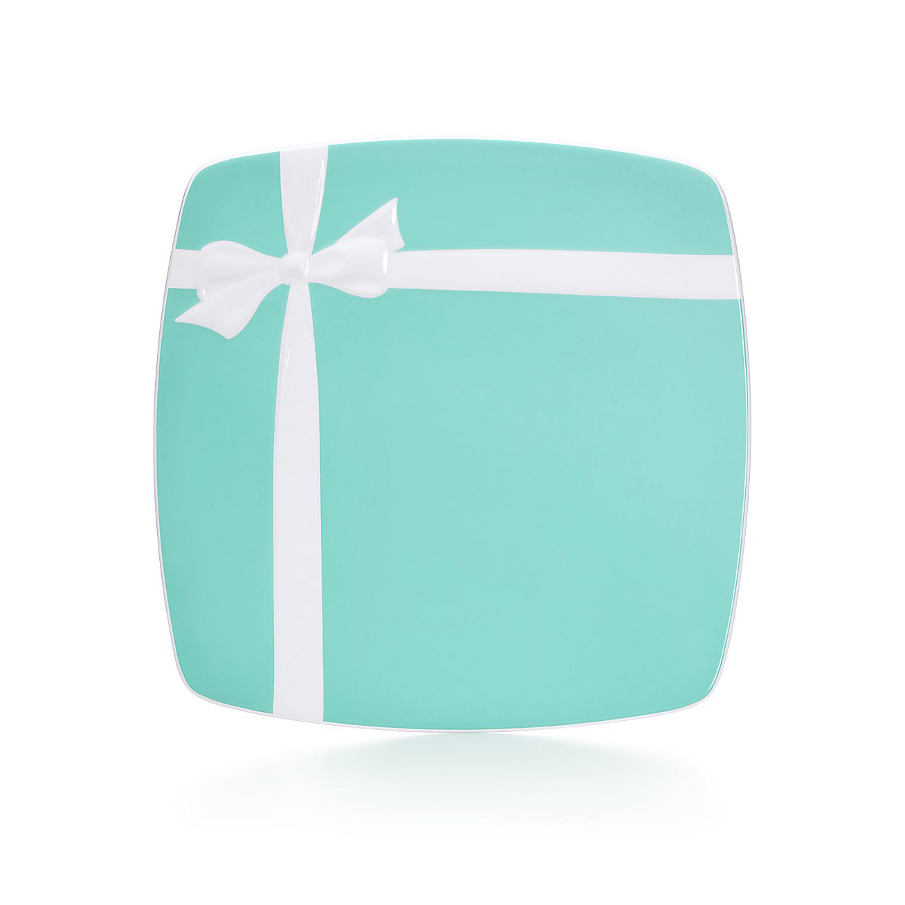 Tiffany Blue Box Plate