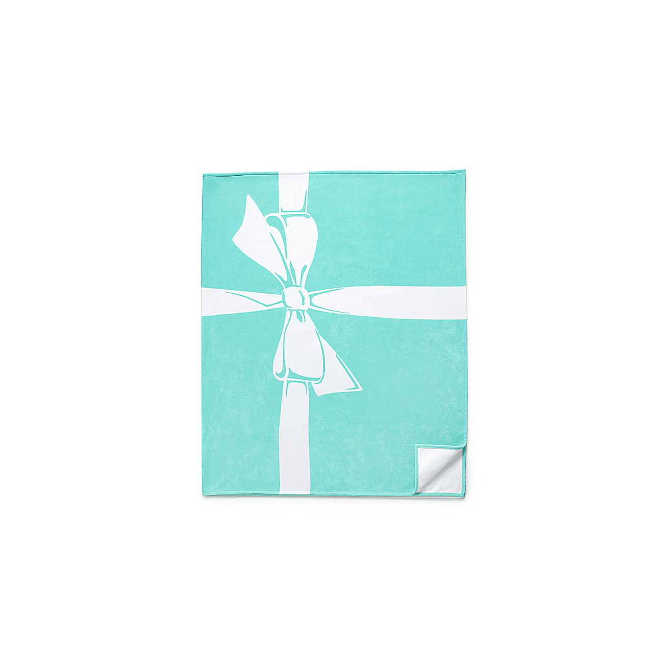 Tiffany Bow<br>Beach Towel