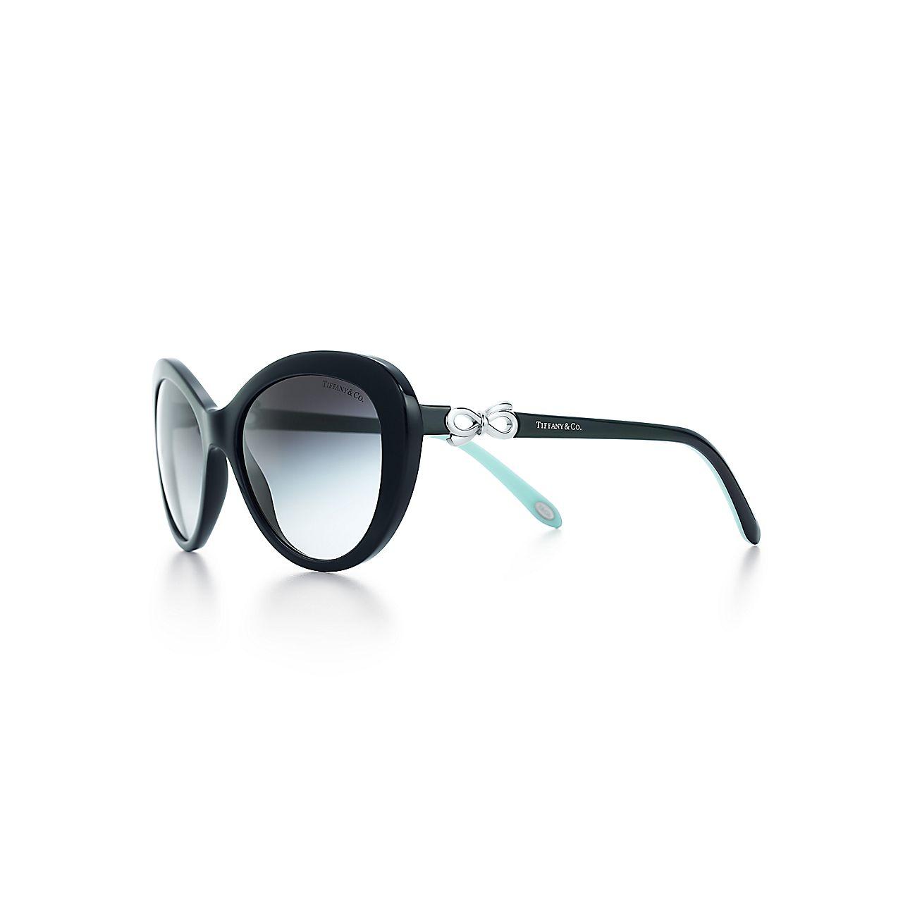 Tiffany Bow:Cat Eye Sunglasses