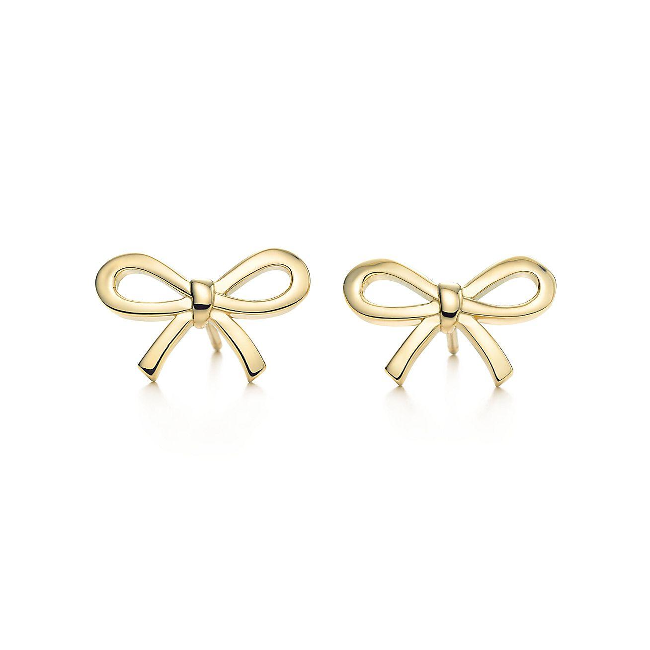 Tiffany Bow:Earrings