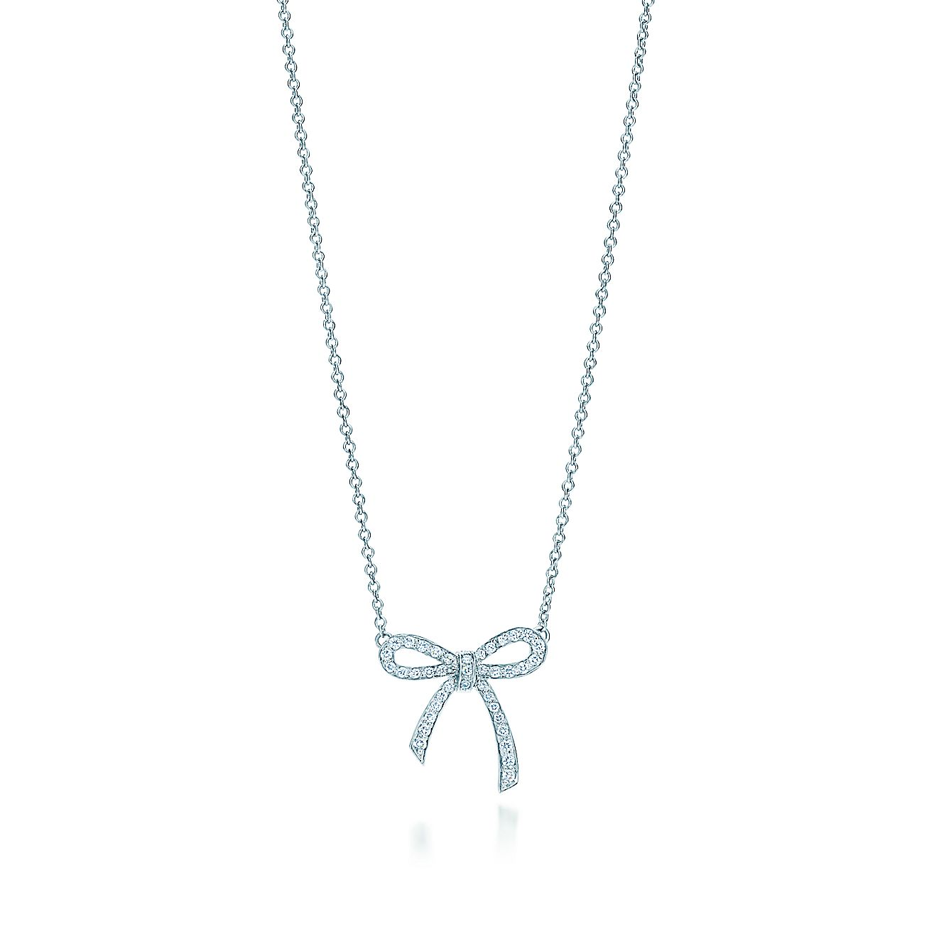 Tiffany Bow:Pendant