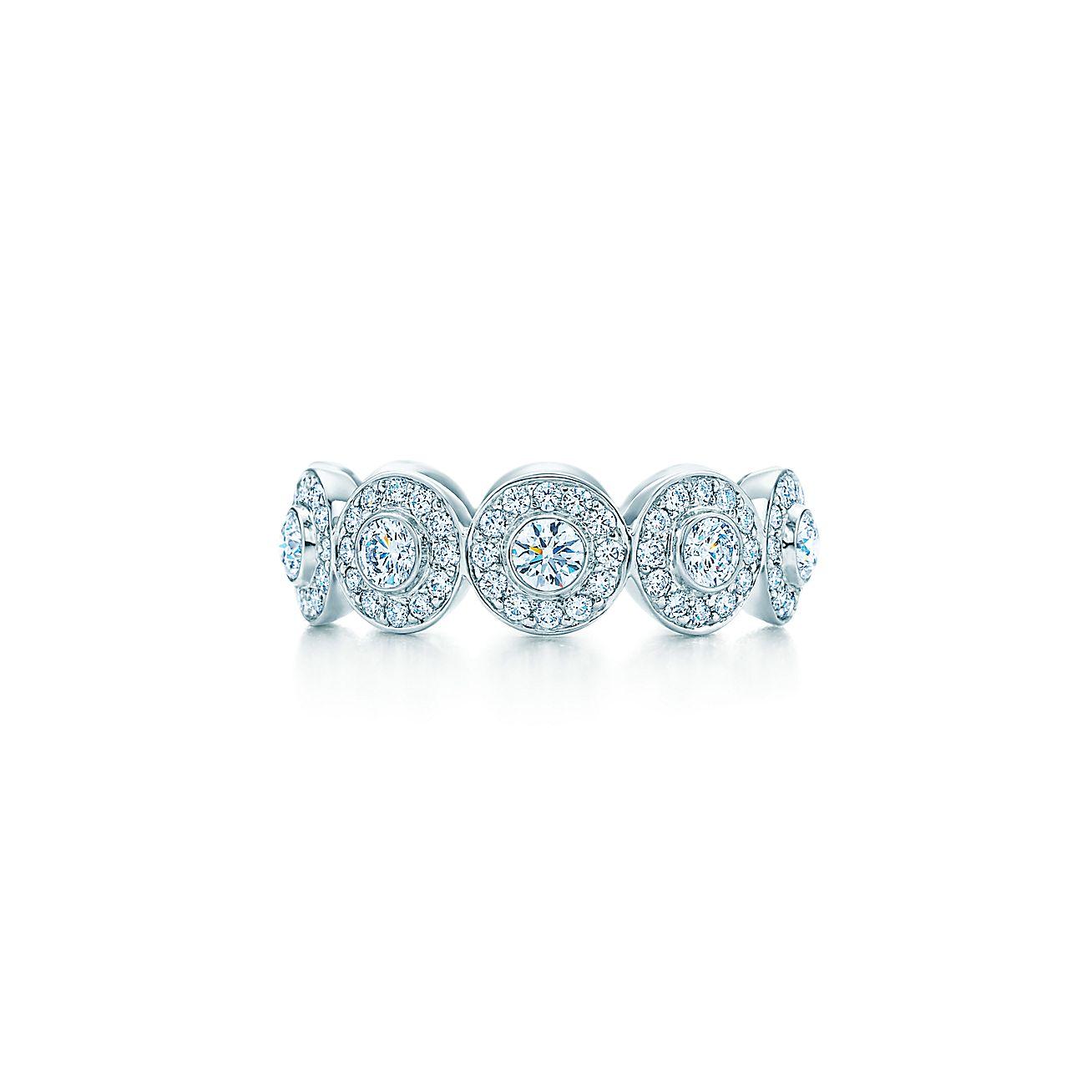 Tiffany Circlet:Band Ring