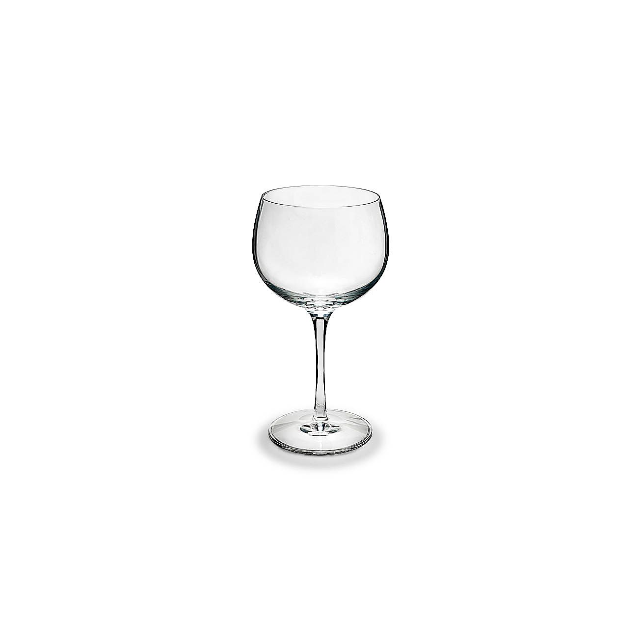 tiffany classic all purpose wine glass in crystal