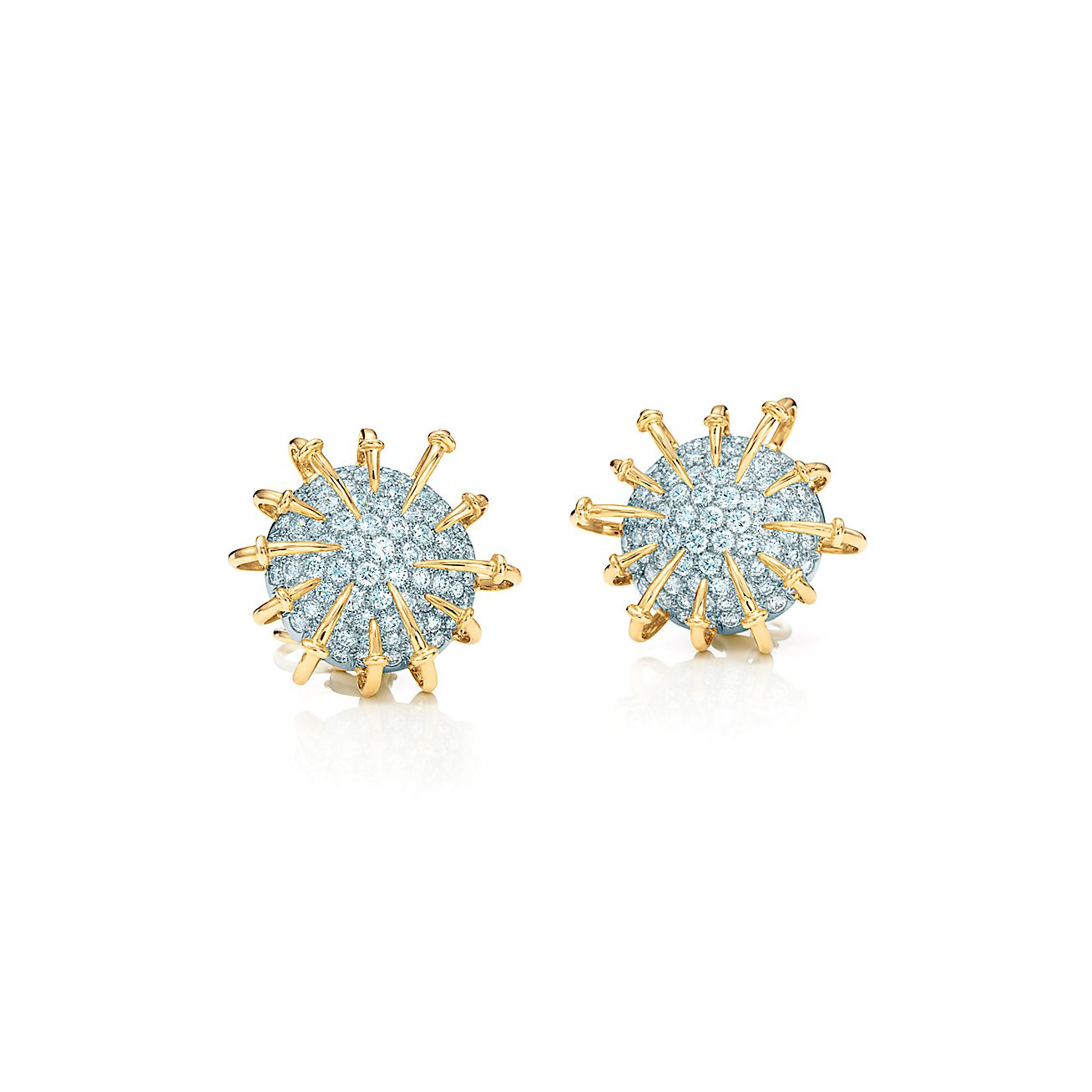 Tiffany & Co. Schlumberger®:Apollo Ear Clips