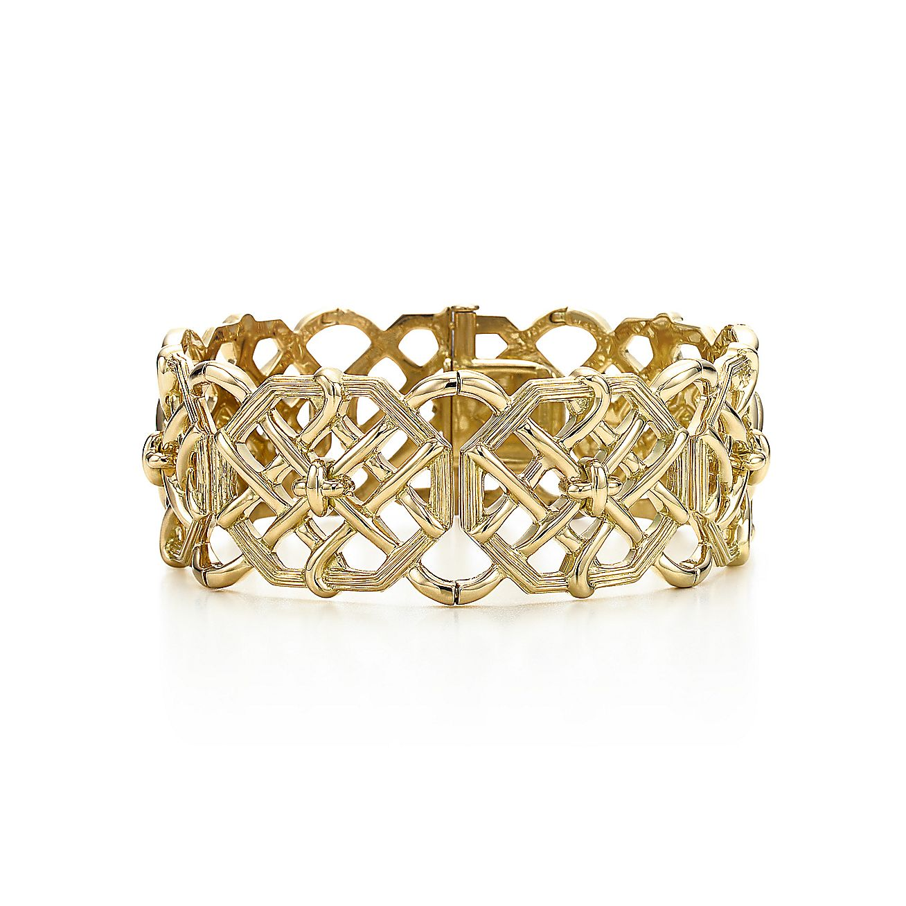 Tiffany & Co. Schlumberger®:Bamboo Weave Bracelet