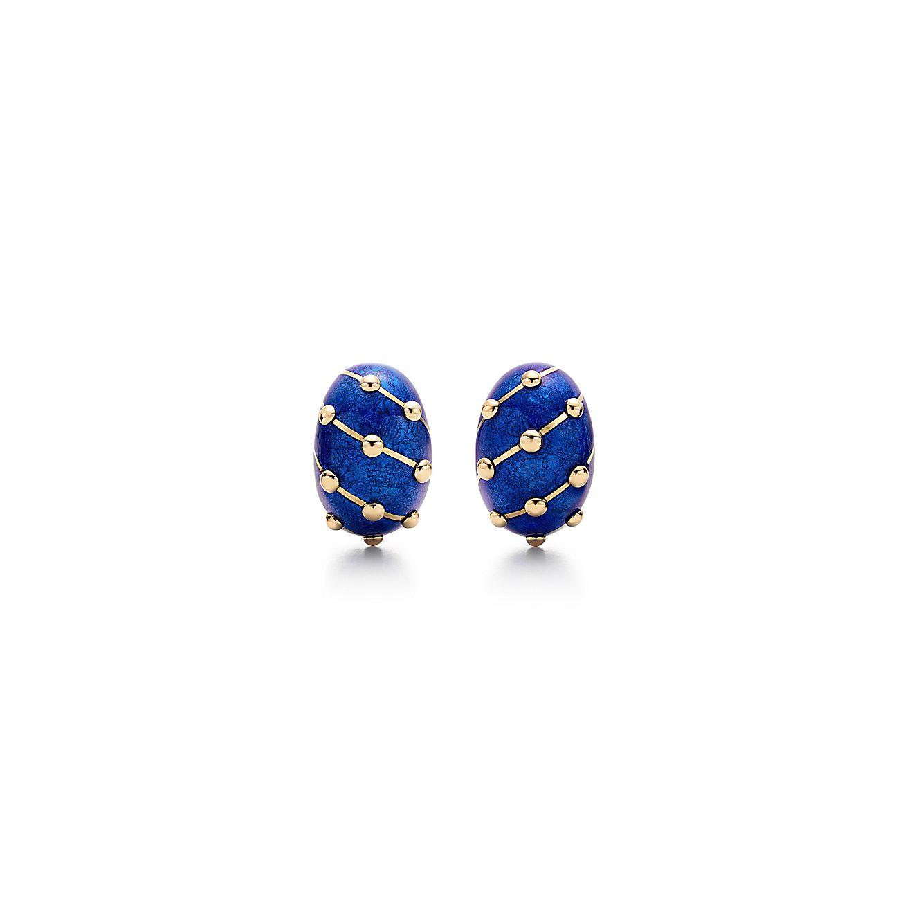 Tiffany & Co. Schlumberger®:Banana Earrings
