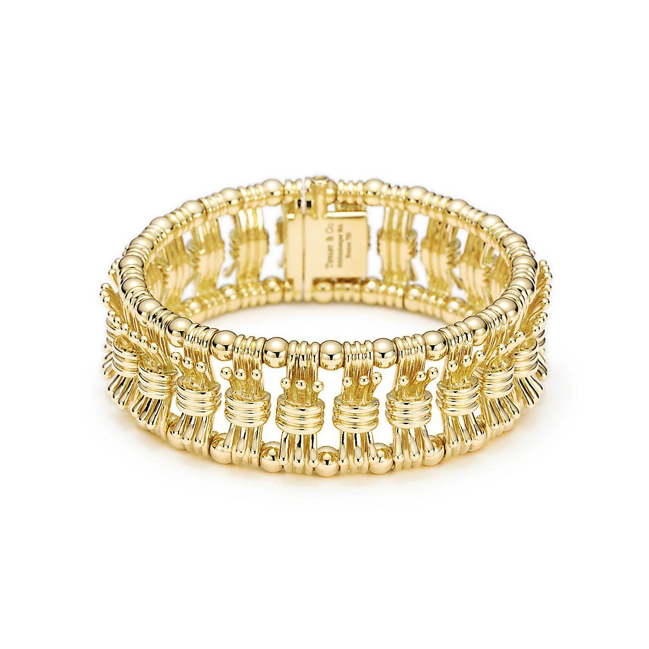 Tiffany & Co. Schlumberger®:Bow Tie Bracelet