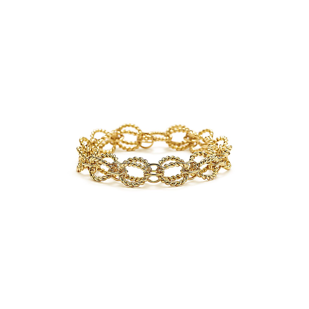Tiffany & Co. Schlumberger®:Circle Rope Bracelet