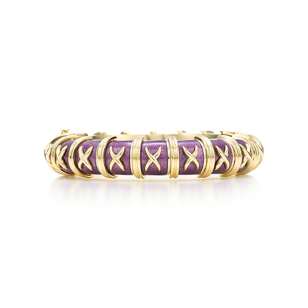 Tiffany & Co. Schlumberger®:Croisillon Bracelet